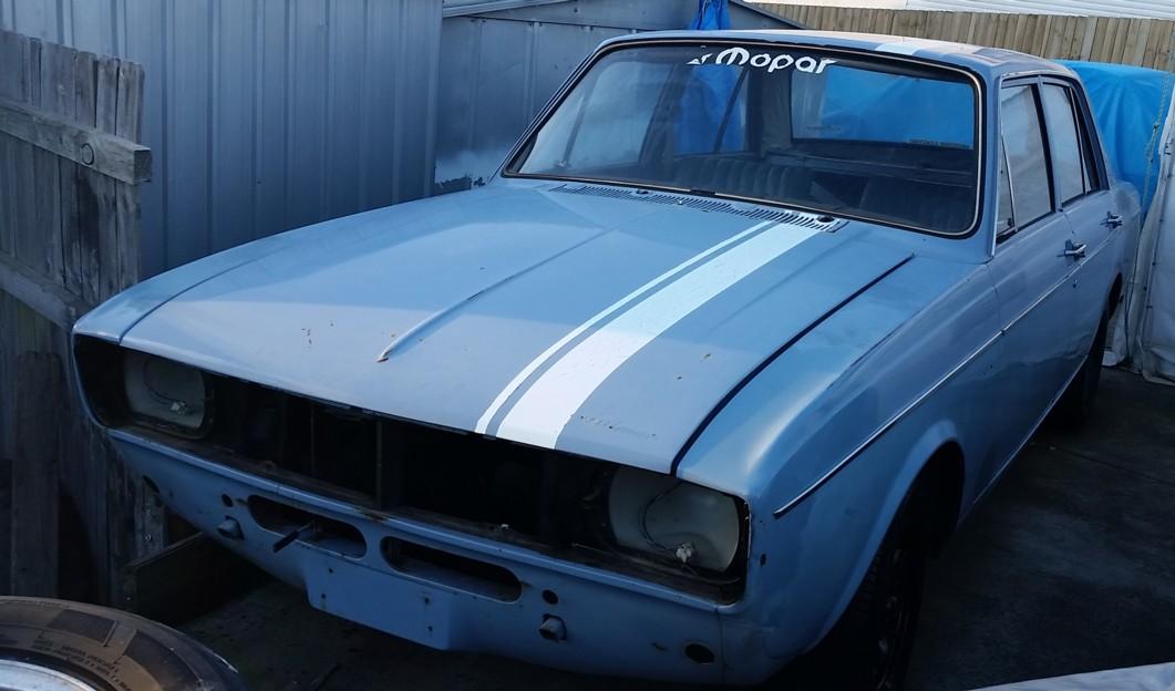 Chrysler VALIANT CAR FOR SALE