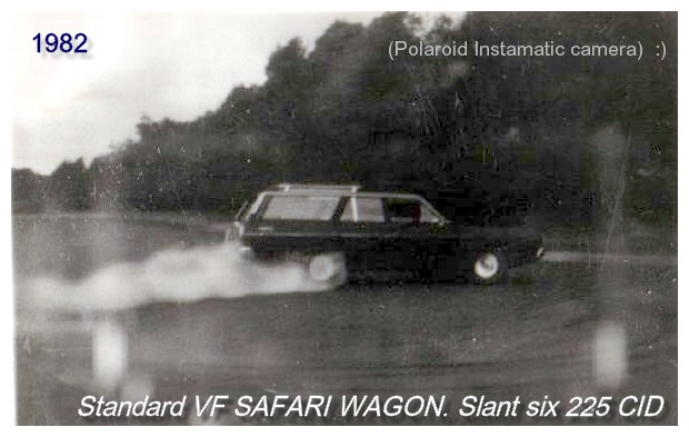 Dave_Al~Valiant_VF_SAFARI_Burnout_Southern_Hemi_1982
